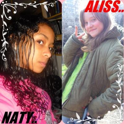 Naty y Alis.. A.P.S