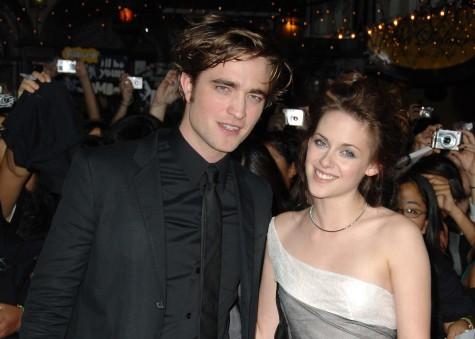 robert pattinson kristen stewart 2 Robert Pattinson admite su relación con Kristen Stewart