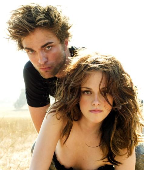 robert pattinson kristen stewart Robert Pattinson admite su relación con Kristen Stewart